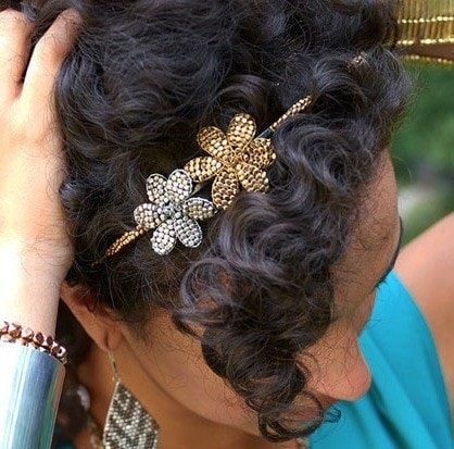 Jewellery & Fashion Accessories - Flora Beaded Headband