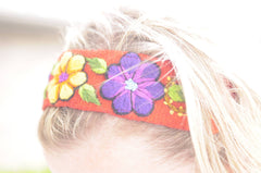 Flower Headband *New Colours* - One Earth | delivering the world to your doorstep