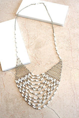 Jewellery & Fashion Accessories - White Inspire Necklace