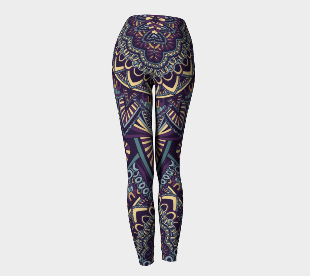 Colour Up Leggings