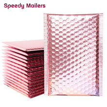 Load image into Gallery viewer, 10pcs 15x20+4cm Pink Bubble Mailing Envelopes