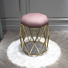 Load image into Gallery viewer, Luxury Nordic Macaron Stool