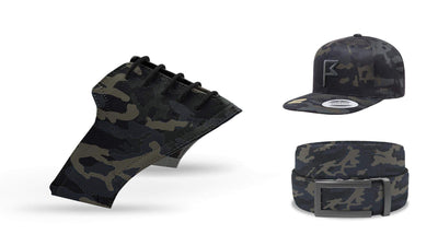 Bundle Shadow Camo GMS Jack Grace USA