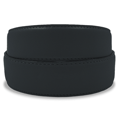 Black Golf Belt Strap from Jack Grace USA