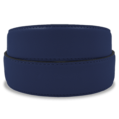 Navy Golf Belt Strap from Jack Grace USA