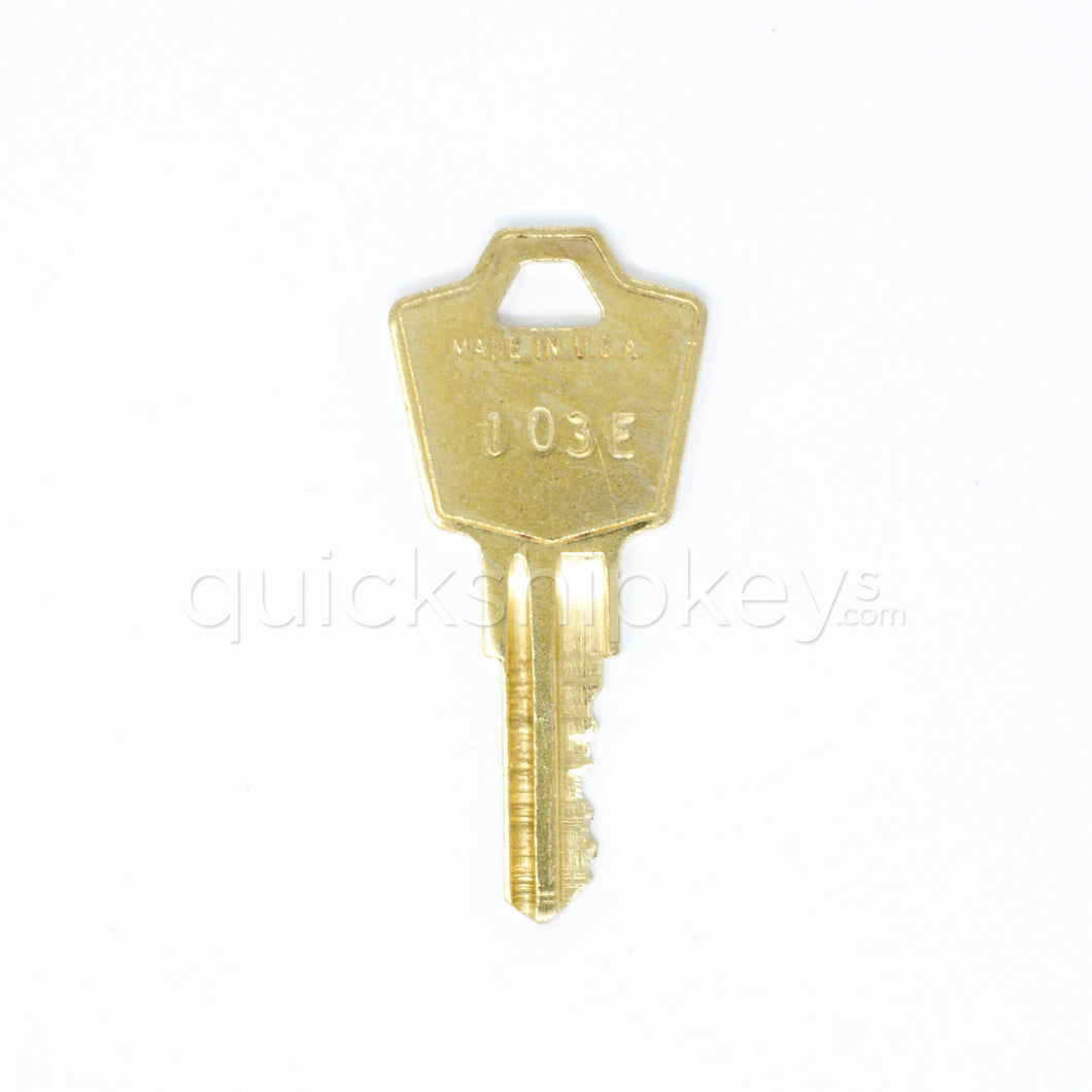HON 103E File Cabinet Replacement Keys