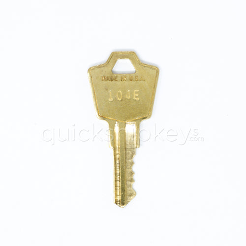 HON 104E File Cabinet Replacement Keys