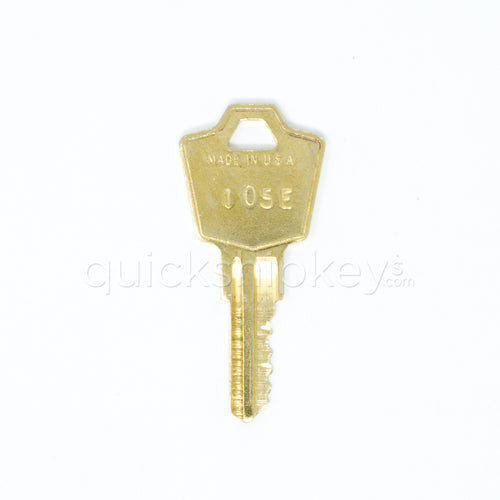 HON 105E File Cabinet Replacement Keys
