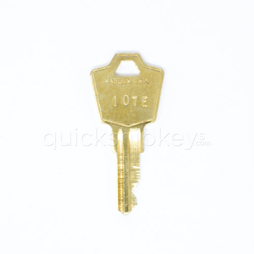HON 107E File Cabinet Replacement Keys
