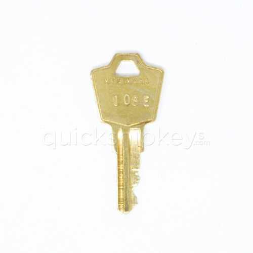 HON 108E File Cabinet Replacement Keys