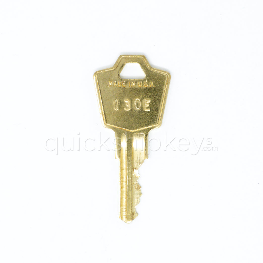 HON 130E File Cabinet Replacement Keys