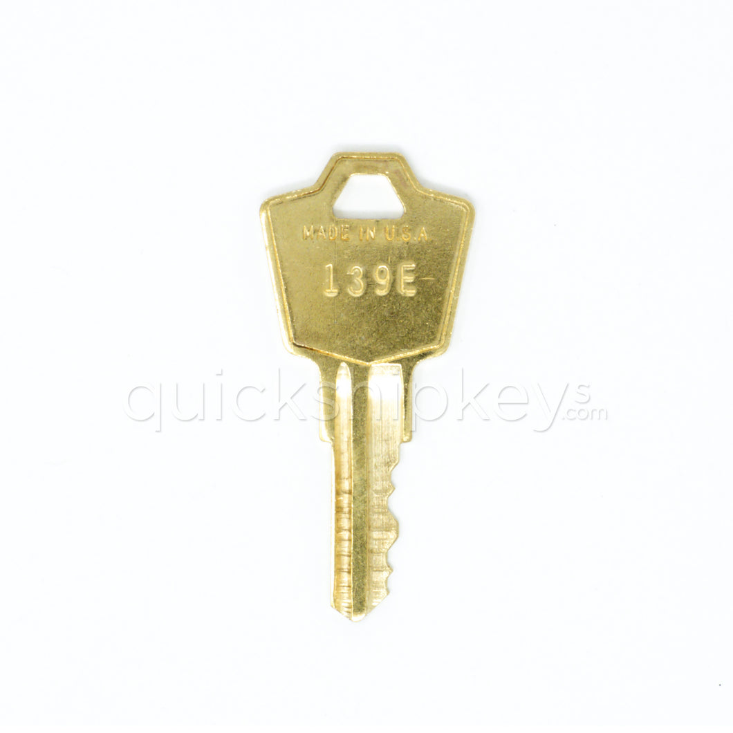 HON 139E File Cabinet Replacement Keys