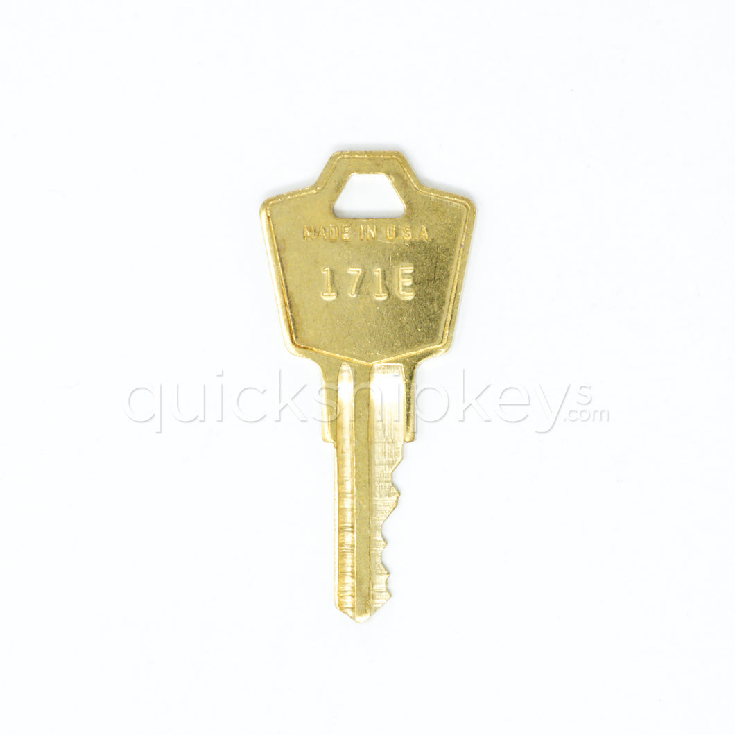 HON 171E File Cabinet Replacement Keys