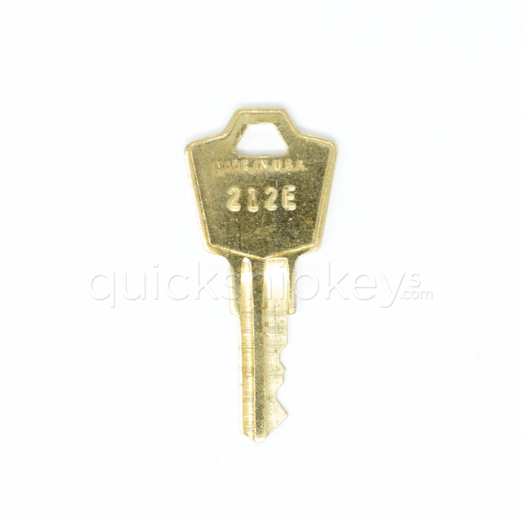 HON 212E File Cabinet Replacement Keys