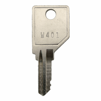 Wesko W107 Office Furniture Key