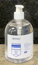 Load image into Gallery viewer, Hand Sanitizer, Aitemay, (500ML) (17.60 FL OZ), 75% Alcohol  Hand Sanitizer
