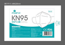 Load image into Gallery viewer, KN95 FDA APPROVED FACE MASKS 25/PCS $1.5/Pcs 25Pcs/Box