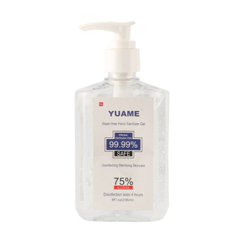 Yuame 236ml Sanitizer Gel