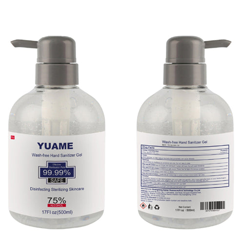 Yuame Waterless Hand Sanitizer Gel