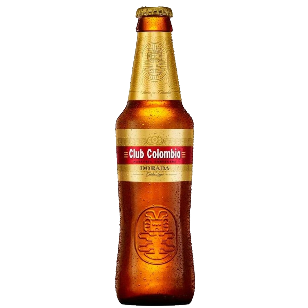 BEER CLUB COLOMBIA 330ml