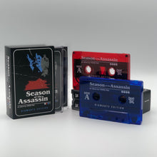 "Load image into Gallery viewer, Vinnie Paz - ""Season Of The Assassin"" Diamante Edition Double cassette"