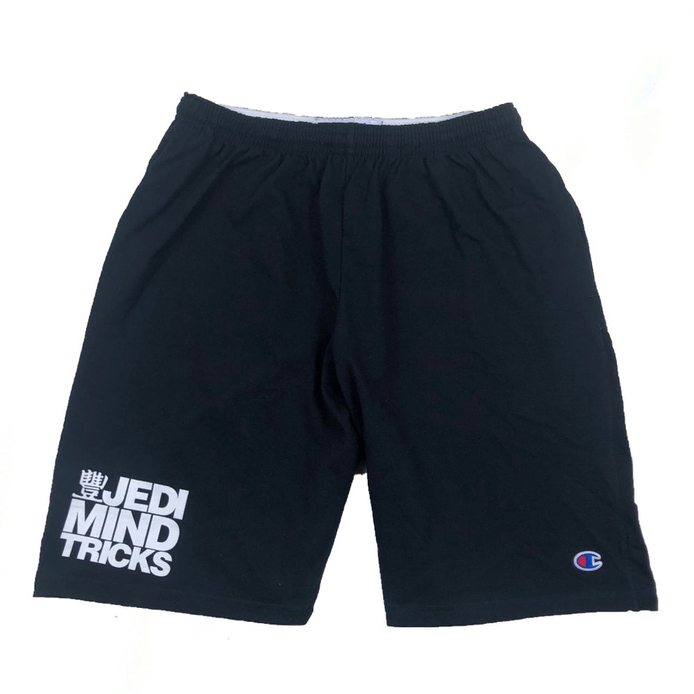 JMT - Stacked Cotton Champion Shorts