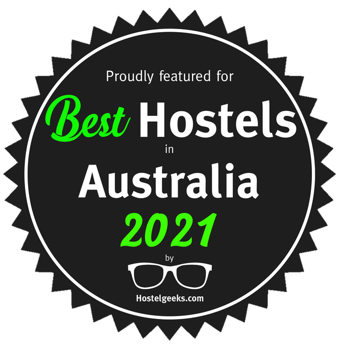 👍 2021! How is Adelaide and how are the hostels in South Australia