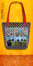 Load image into Gallery viewer, Tote bag - Dad's Bowling Team