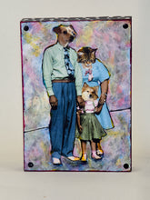 Load image into Gallery viewer, Family Portrait - Large - Aunt Mary, Uncle Martin, and Diana