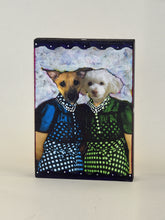 Load image into Gallery viewer, Family Portrait - Medium - Mary and Julia