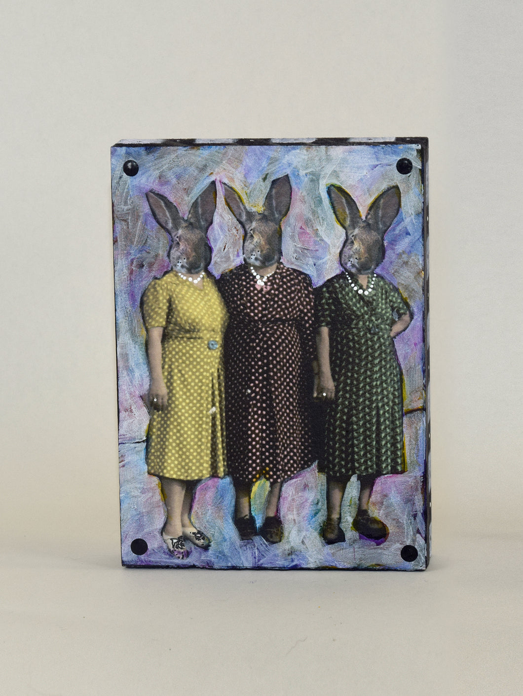 Family Portrait - Medium - Three Aunts
