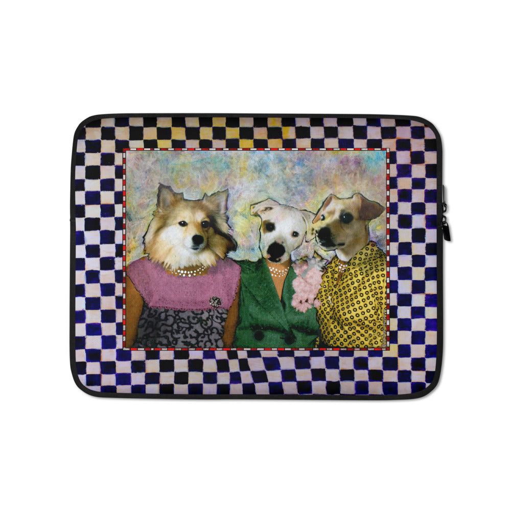 Laptop Sleeve - Three Aunts