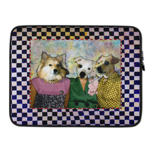 Load image into Gallery viewer, Laptop Sleeve - Three Aunts