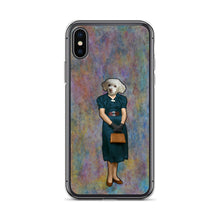 Load image into Gallery viewer, iPhone Case - Mom with Gloves and Purse