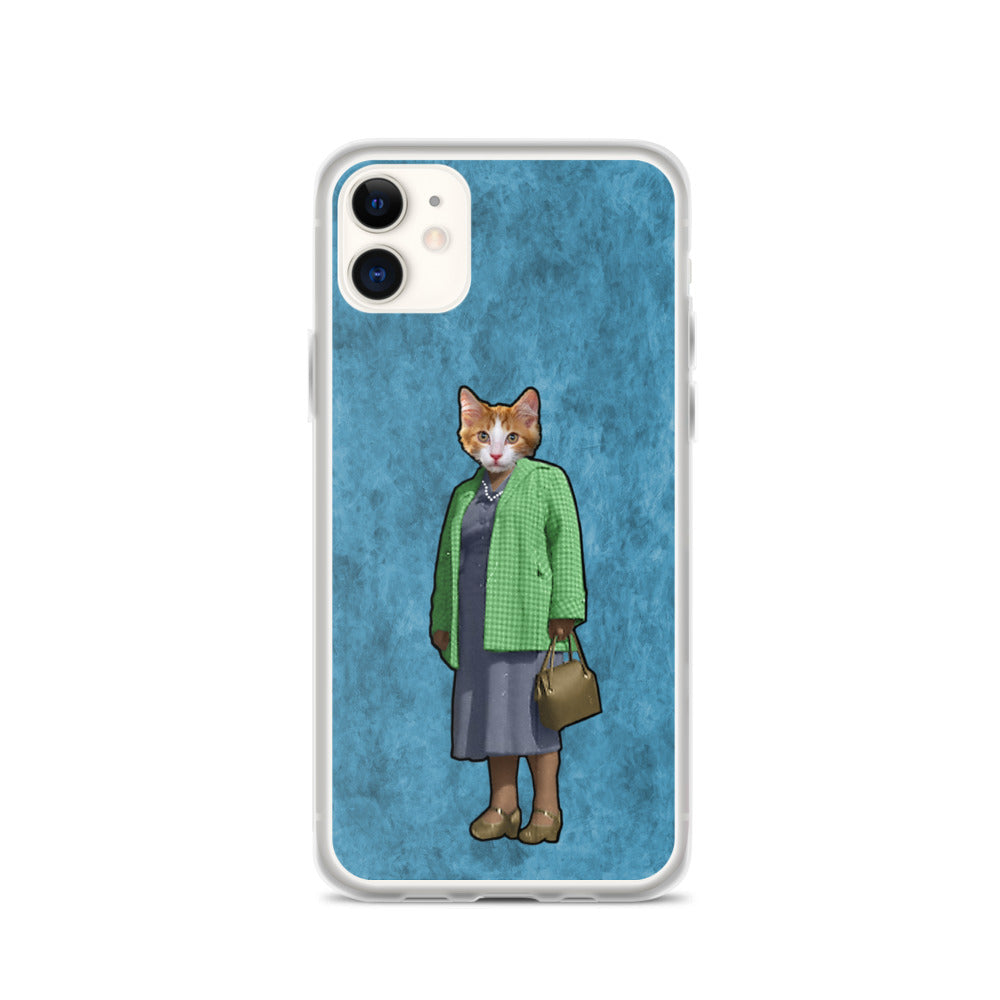 iPhone Case - Mrs. Foster