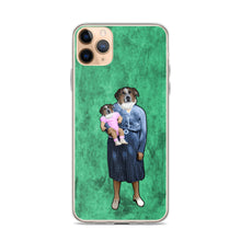 Load image into Gallery viewer, iPhone Case - Aunt Emily with Baby Barb