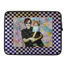 Load image into Gallery viewer, Laptop Sleeve - Judy and Donnie