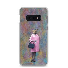 Load image into Gallery viewer, Samsung Case - Michaelene in Pink Coat