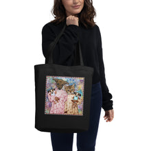 Load image into Gallery viewer, Tote Bag - Organic Cotton - Barb and Mike with Dolls