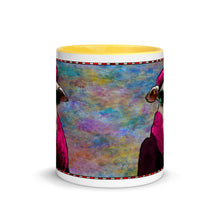 Load image into Gallery viewer, Mug with Color Inside - Grandma