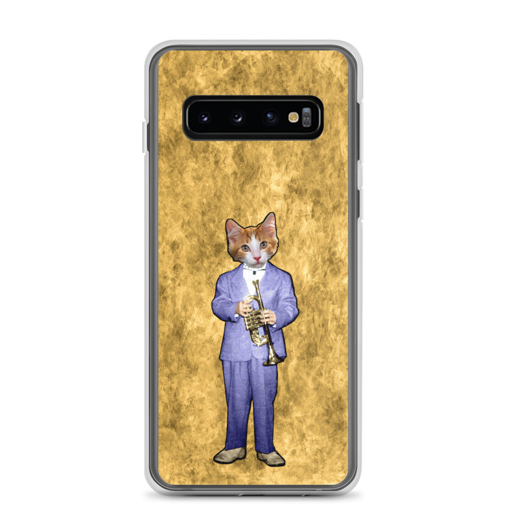 Samsung Case - Michael with Trumpet