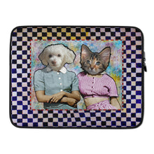 Load image into Gallery viewer, Laptop Sleeve - Two Sisters