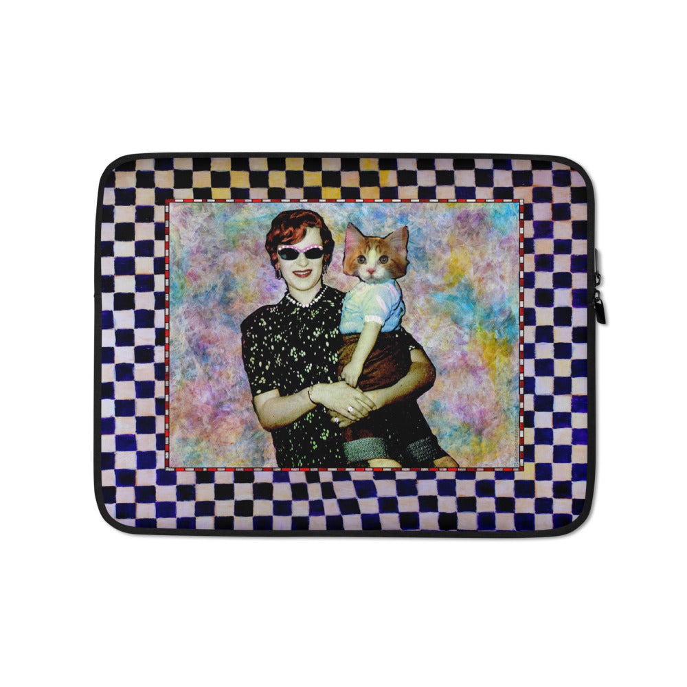Laptop Sleeve - Judy and Donnie