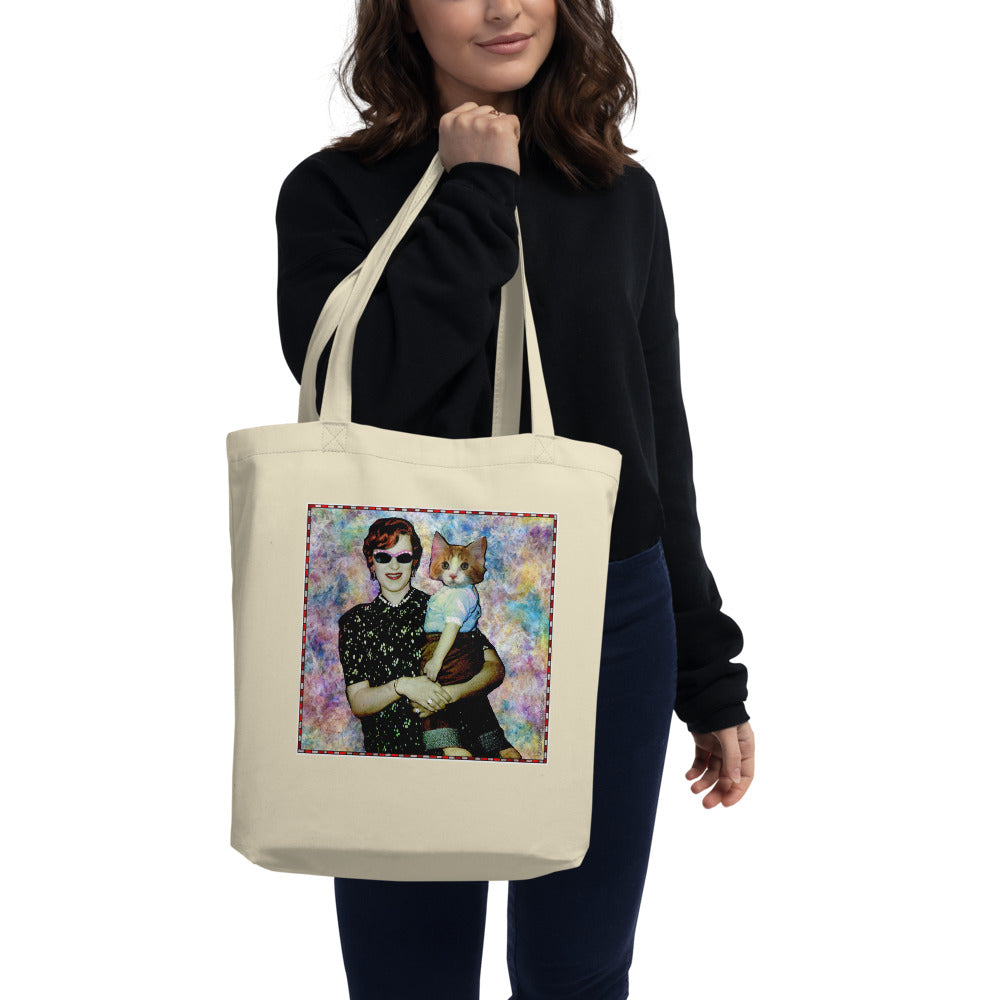 Tote Bag - Organic Cotton - Judy and Donnie