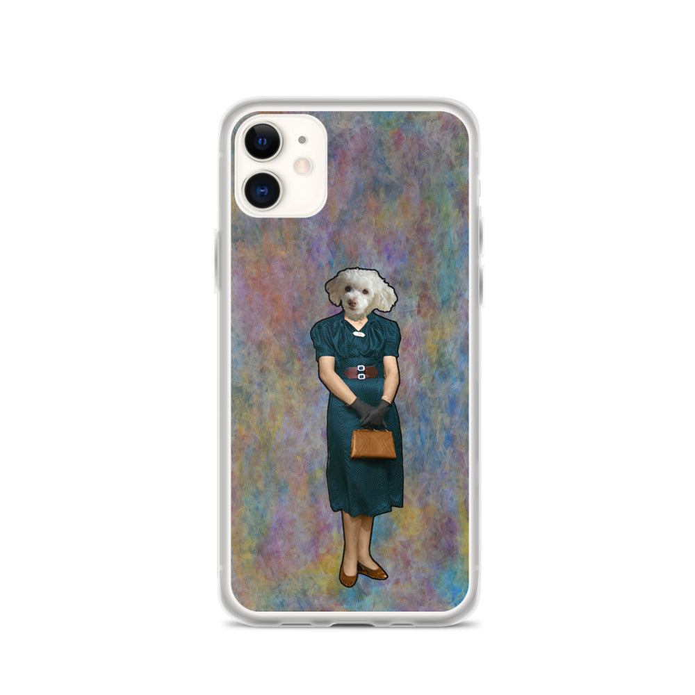 iPhone Case - Mom with Gloves and Purse