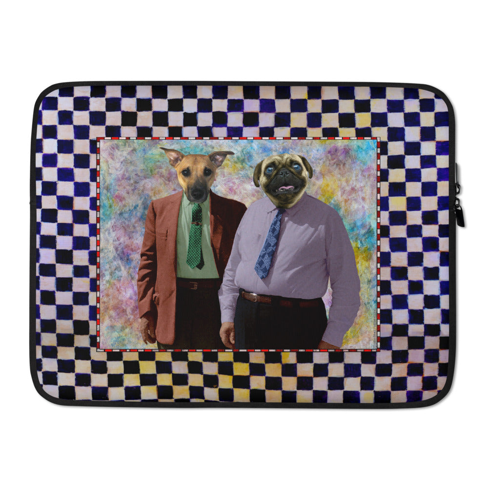 Laptop Sleeve - Two Uncles