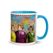 Load image into Gallery viewer, Mug with Color Inside - Three Aunts