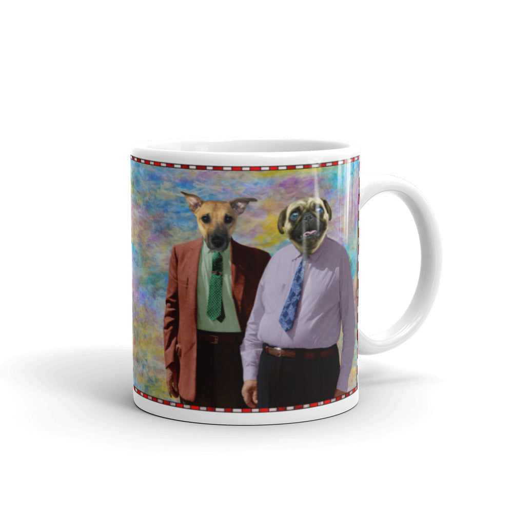 Mug - Two Uncles