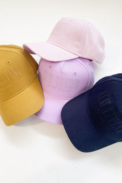 Elm Fundamental Cap Soft Pink