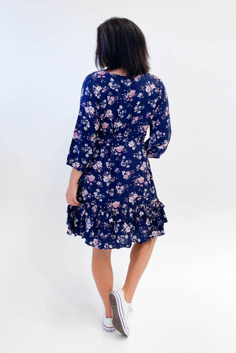 Boho Australia Karly Tier Dress